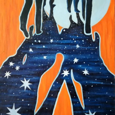 31-Ce qui fait la nuit en nous, peut laisser en nous les étoiles V HUGO