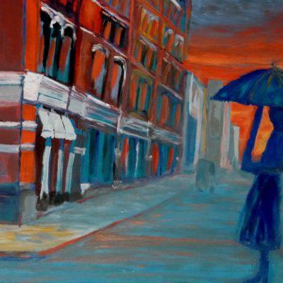 Ballade à Brooklyne (51x76)2011
