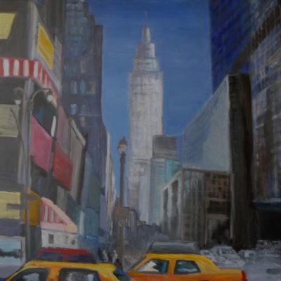 Empire State Bulding (92x65)2009v