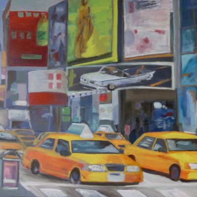 Taxis de New York (116x81)2009
